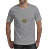 Secret Police Shhh! Mens T-Shirt