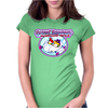 Secret Squirrel & Morocco Mole Womens Fitted T-Shirt