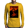 Security Blanket Mens Long Sleeve T-Shirt