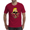 secy princess pinup Mens T-Shirt