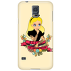 secy princess pinup Phone Case