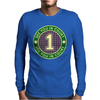 See You In Court 1 T-shirt Tennis One Mens Long Sleeve T-Shirt