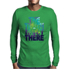 Seek The Truth Mens Long Sleeve T-Shirt