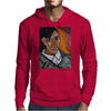 SELF PORTRAIT OF PICASSO Mens Hoodie
