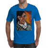 SELF PORTRAIT OF PICASSO Mens T-Shirt