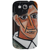 SELF PORTRAIT OF PICASSO Phone Case