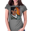 SELF PORTRAIT OF PICASSO Womens Fitted T-Shirt