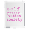 Self Preservation Society Pink Tablet