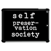 Self Preservation Society White Tablet