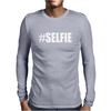 #SELFIE Mens Long Sleeve T-Shirt