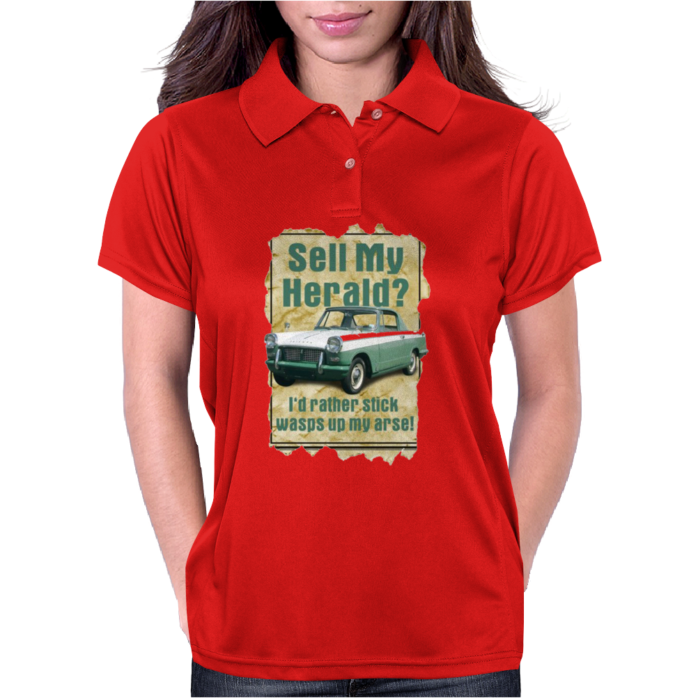 Sell My Herald Ideal Birthday Gift Or Present Womens Polo