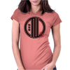 SENDAI City Japanese Municipality Design Womens Fitted T-Shirt