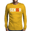 Senior Mens Long Sleeve T-Shirt