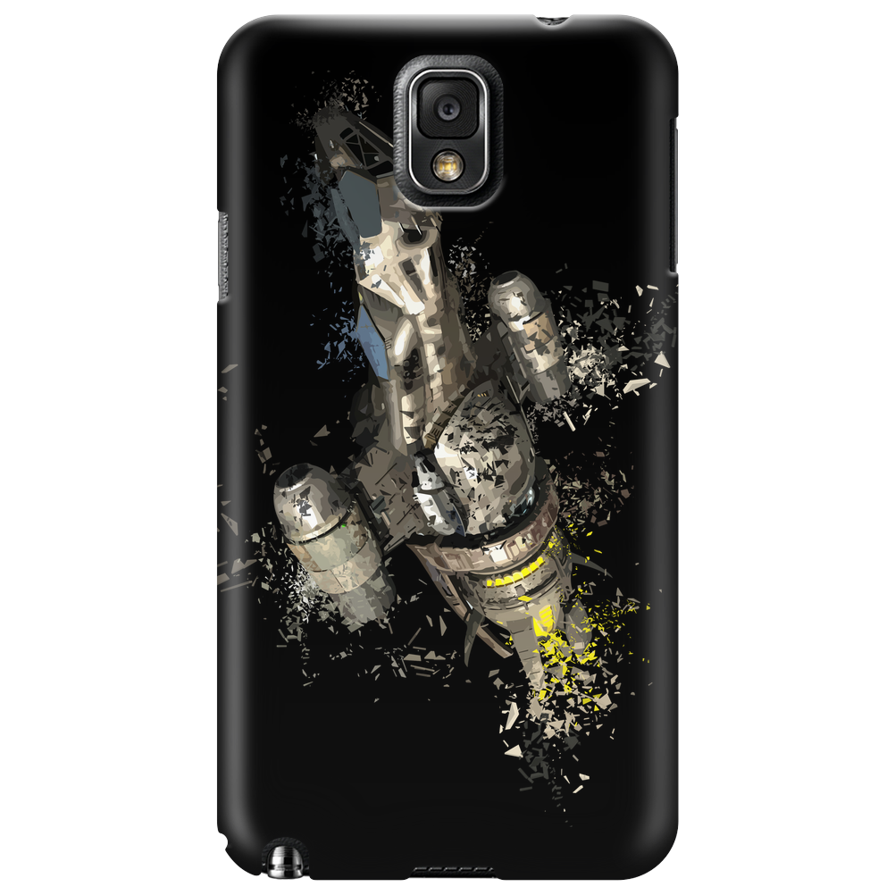 Serenity - Shattered Phone Case