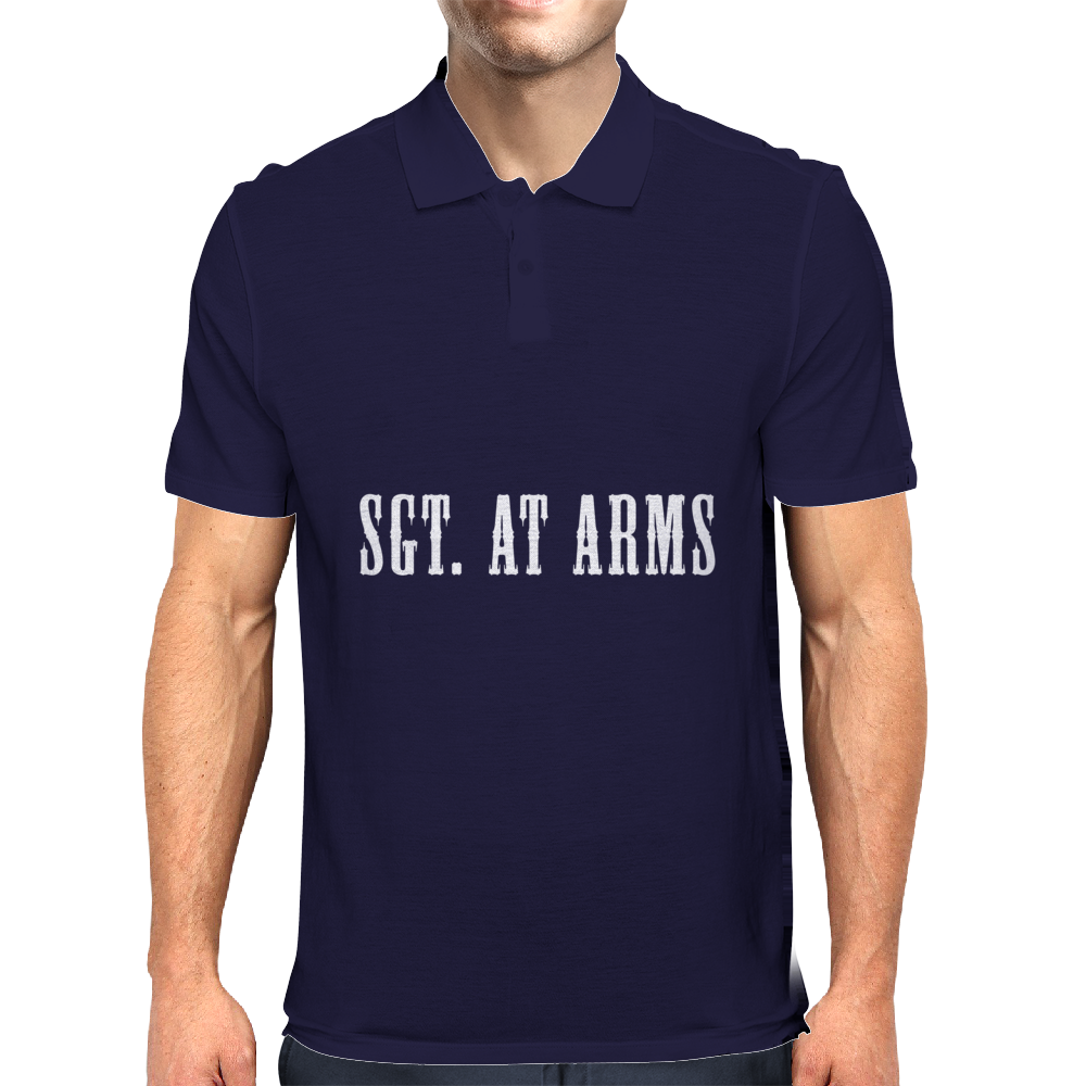 Sergeant-At_Arms Mens Polo