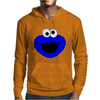 Sesame Street Cookie Monster Mens Hoodie