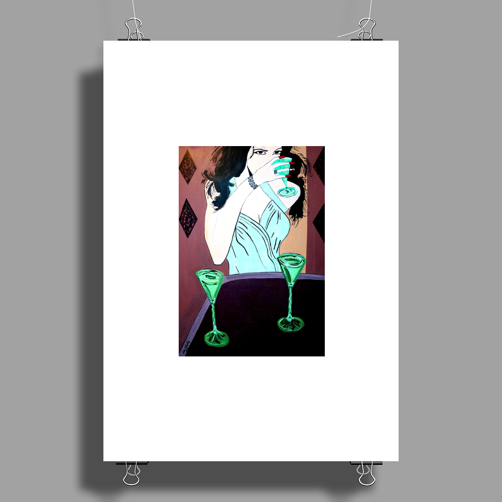 SET THEM UP JOE Poster Print (Portrait)