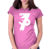 Seven Ate Nine Womens Fitted T-Shirt