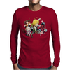 seven deadly sins Mens Long Sleeve T-Shirt
