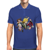 seven deadly sins Mens Polo
