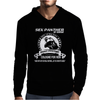 Sex Panther Cologne Mens Hoodie