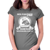 Sex Panther Cologne Womens Fitted T-Shirt