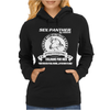 Sex Panther Cologne Womens Hoodie