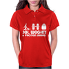 Sex WeiSex Weights And Protein Shakesghts And Protein Shakes Womens Polo