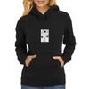 Sexual weightlifter Womens Hoodie