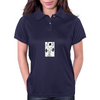 Sexual weightlifter Womens Polo