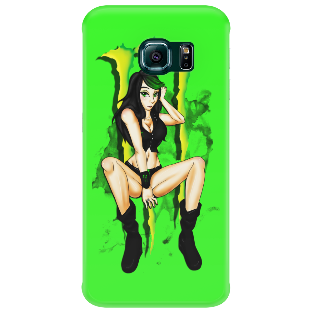 Sexy MOnster Phone Case