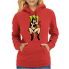 Sexy MOnster Womens Hoodie