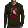 Sexy Princess Tattooed Mens Hoodie