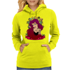 Sexy Princess Tattooed Womens Hoodie