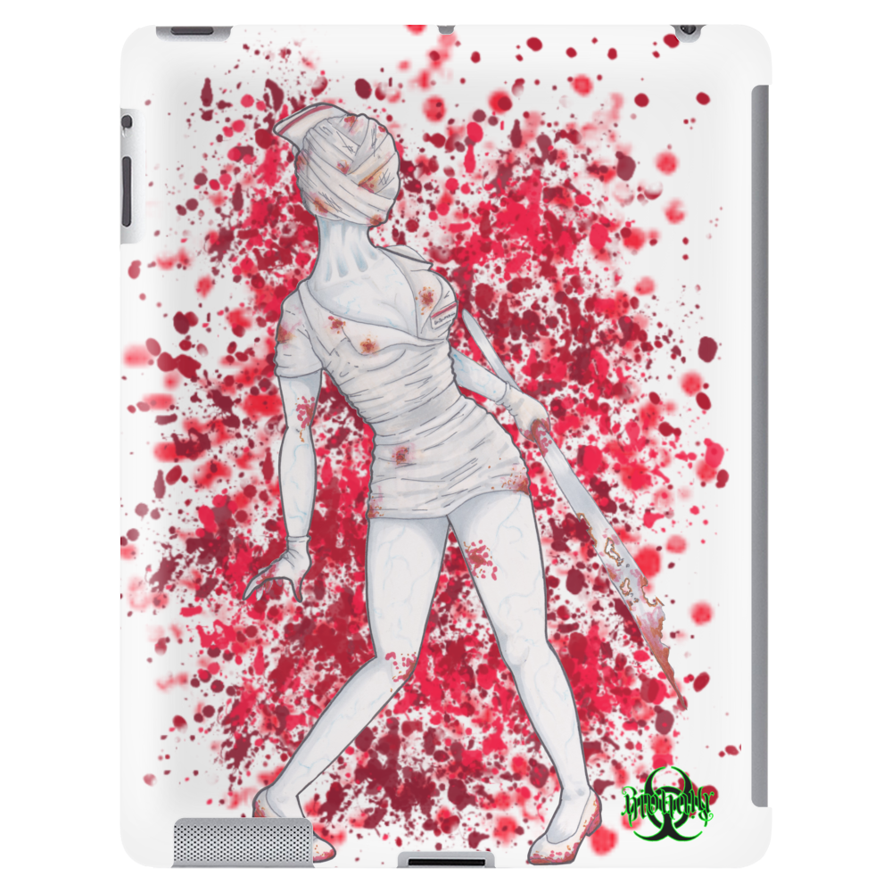 Sexy SilentHill Nurse Tablet (vertical)