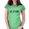 Sgt At Arms Womens Fitted T-Shirt