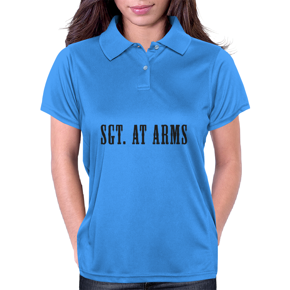 Sgt At Arms Womens Polo