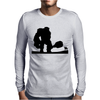 Shadow of the Colossus inspired Mens Long Sleeve T-Shirt