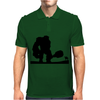 Shadow of the Colossus inspired Mens Polo