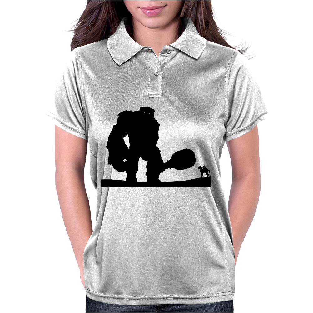 Shadow of the Colossus inspired Womens Polo