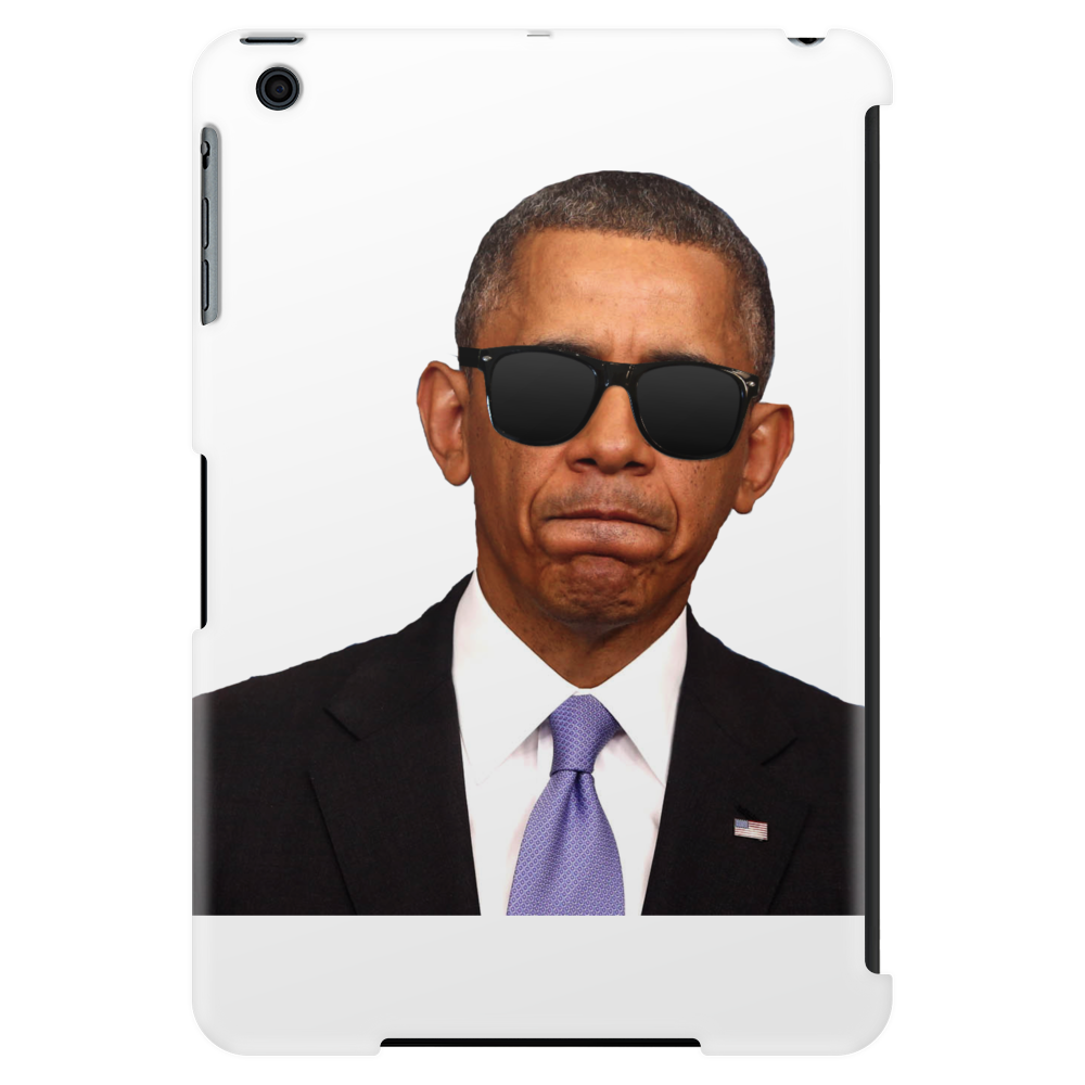 Shady Obama Tablet (vertical)