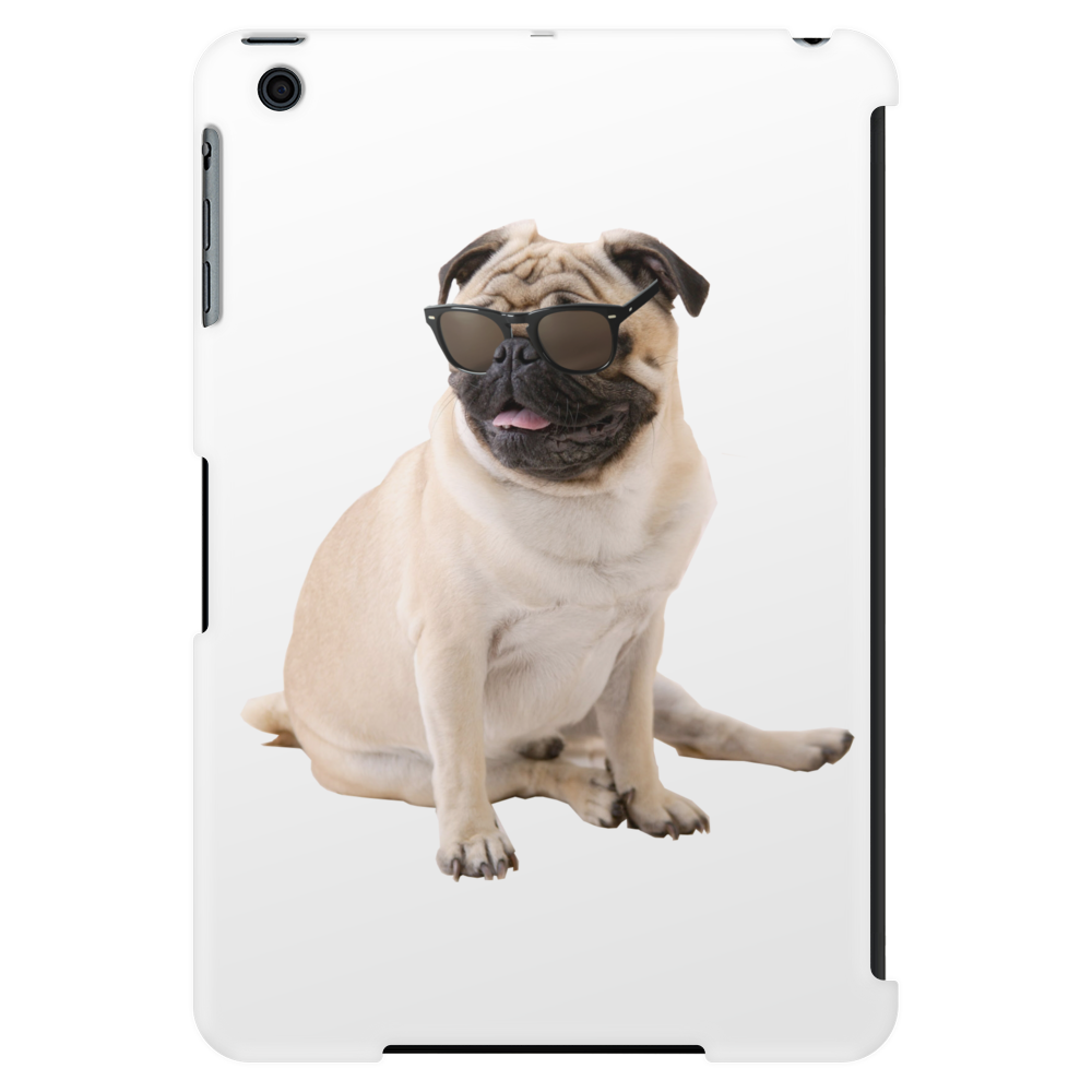 Shady Pug Tablet (vertical)