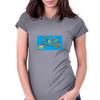 SHAG Womens Fitted T-Shirt