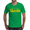 Shaolin Slums Wu Tang Clan Hip Hop Mens T-Shirt