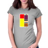 Shapes Womens Fitted T-Shirt