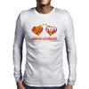 Share my love with you Mens Long Sleeve T-Shirt