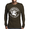 Sharp Skinhead Mens Long Sleeve T-Shirt