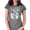 Shattered Heart Womens Fitted T-Shirt