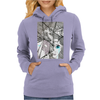 Shattered Heart Womens Hoodie
