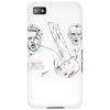 Shaun and Ed Phone Case